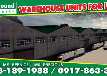 40 UNITS WAREHOUSE AVAILABLE FOR LEASE