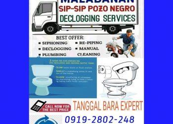 MAKATI AREA MALABANAN SIPHONING POZO NEGRO SERVICES 09453222765
