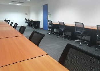 15 PAX INTERNAL OFFICE FOR RENT 24/7