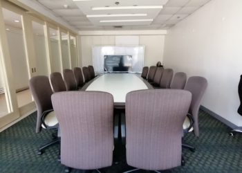 10 PAX BOARDROOM FOR LEASE
