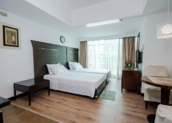Mandaluyong Studio for Rent along Shaw near MRT Station